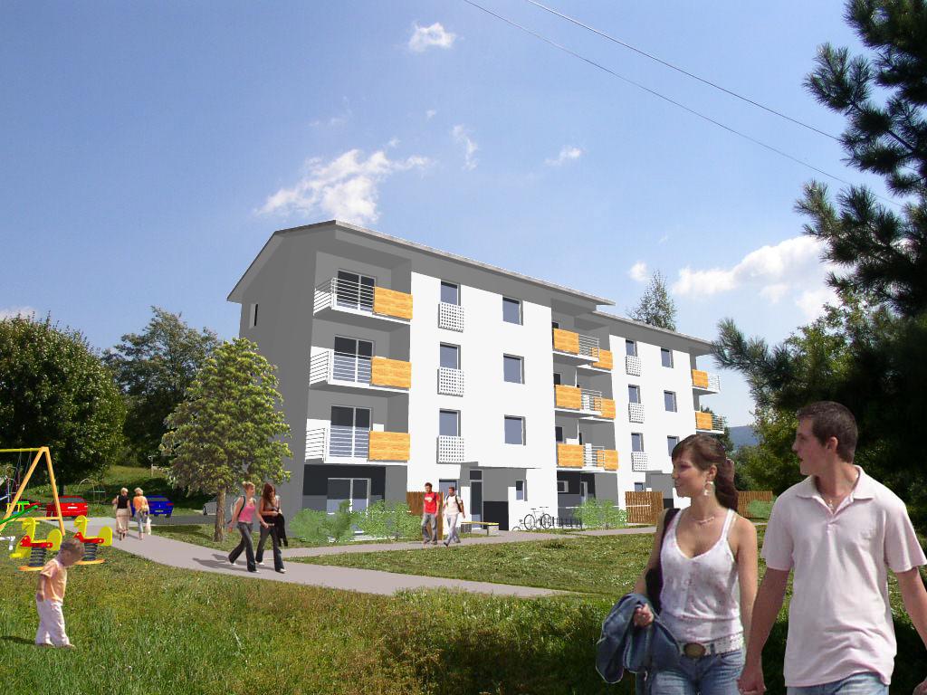Sociálne typové bytové domy